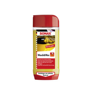 Sonax Autósampon viaszos 500 ml, autóápolási termékek