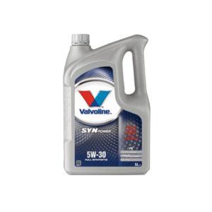 Valvoline SynPower FE 5W-30 5 liter, motorolaj, kenőanyag