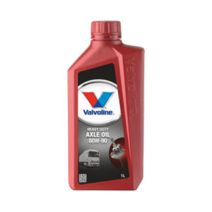 Valvoline HD Axle Oil (GL5) 80W-90 1 liter, hajtóműolaj
