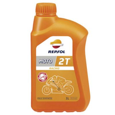 Repsol Moto Racing 2T 1 liter, keverékolaj, 2 ütemű olaj