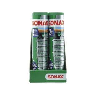 Sonax Mikroszálas törlőkendő 2 db (Belső), autóápolási termékek
