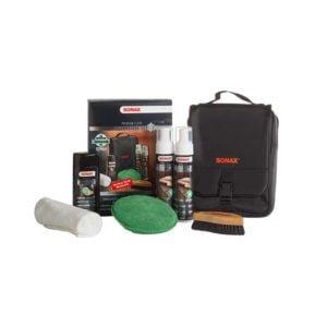 Sonax Prémium Class Bőrápoló készlet, autóápolási termékek