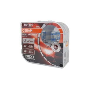 H7 Osram Night Braker Laser izzó, 150% növelt fényerő