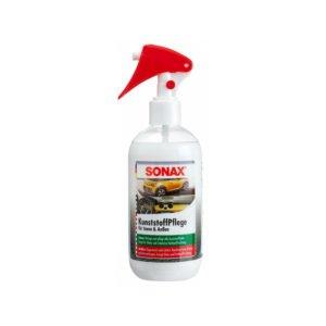 Sonax Műanyagápoló külső-belső felületre 300 ml, autóápolási termékek,