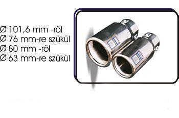 100-as Kerek Par 210 80-as kerek Par206