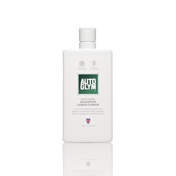 Bodywork-Shampoo-Conditioner