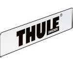 11 Thule Number Plate